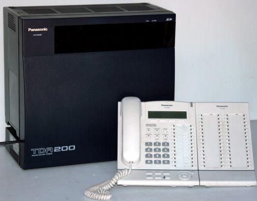 Panasonic TDA200 KX-T7636